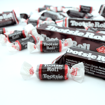 Tootsie Rolls Chocolate Candy